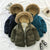 Baby Zone Warm Hooded Outerwear Jacket ™