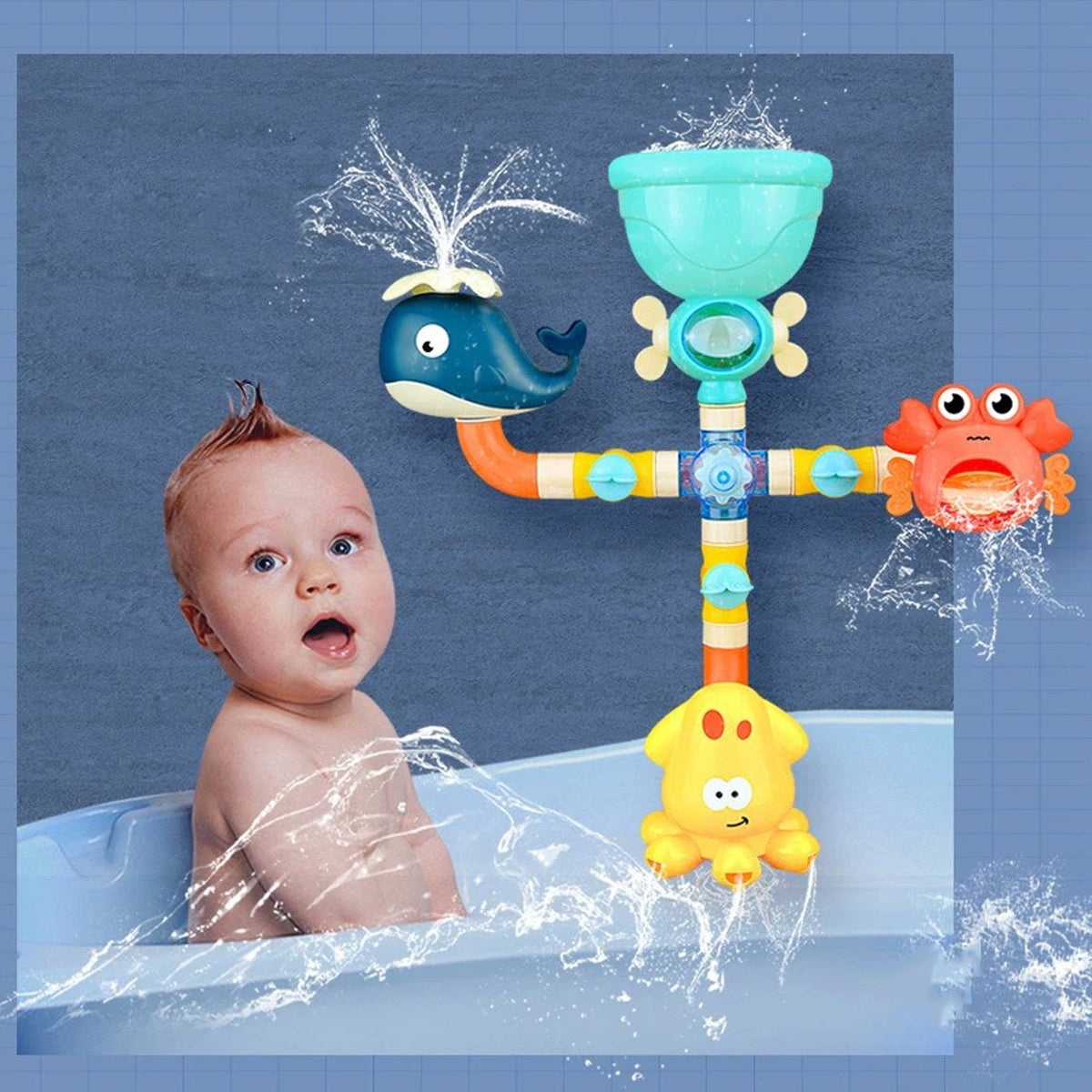 Baby Zone Water Game ™