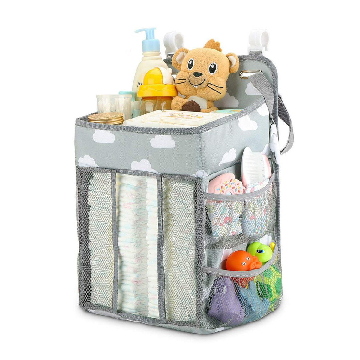 Baby Zone Bed Storage Organizer