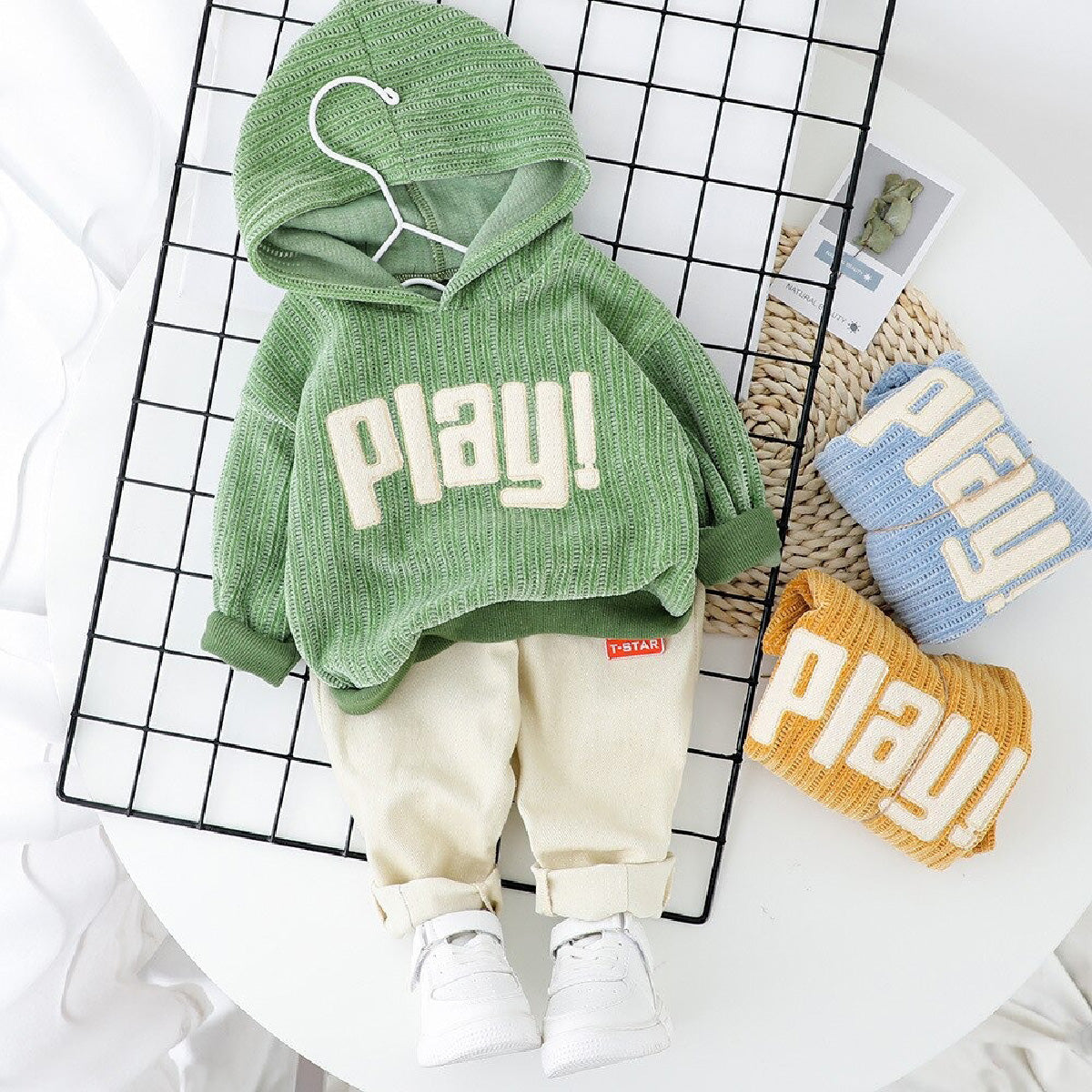 Baby Zone Casual Hoodie and Pants ™