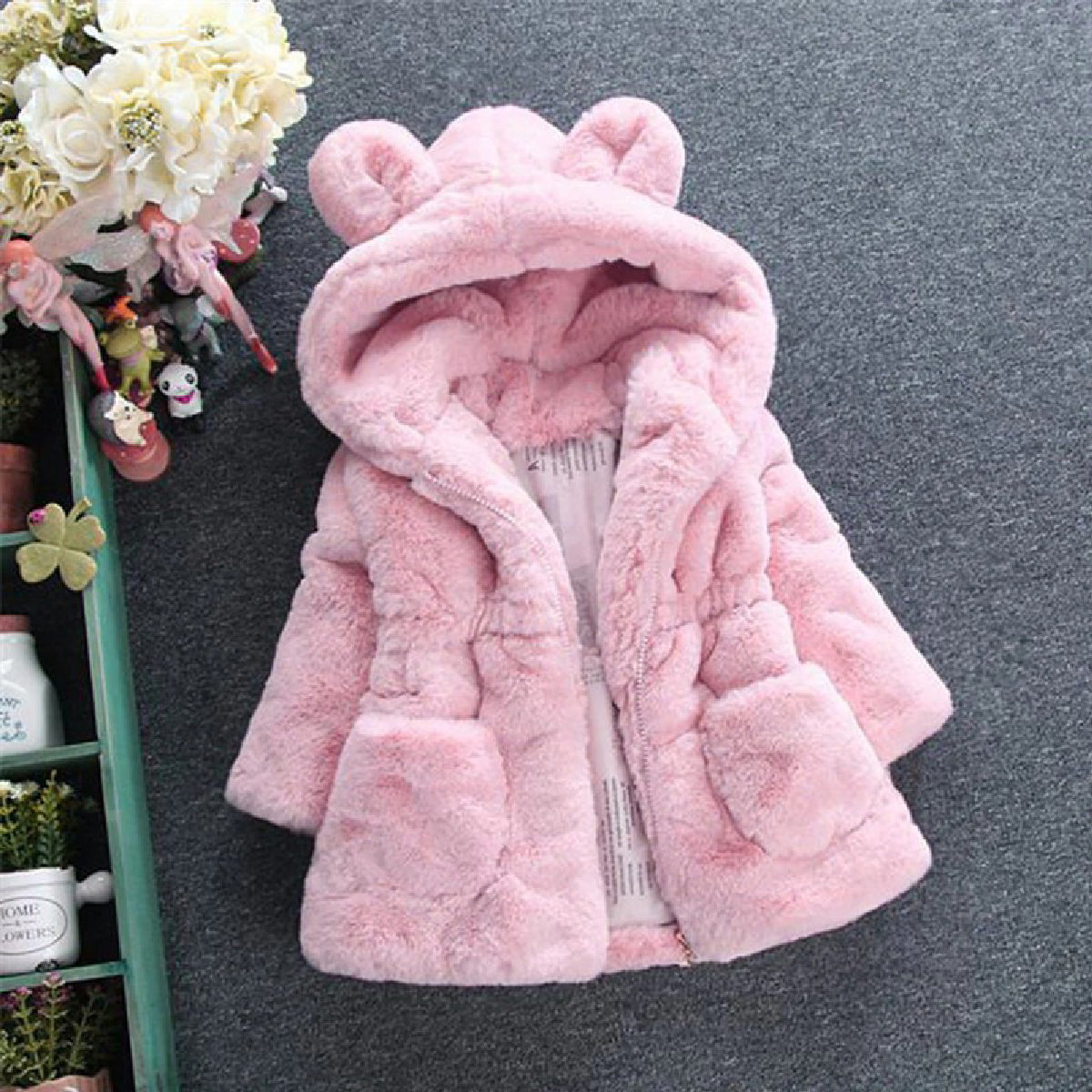 Baby Zone Cute Ears Jacket ™
