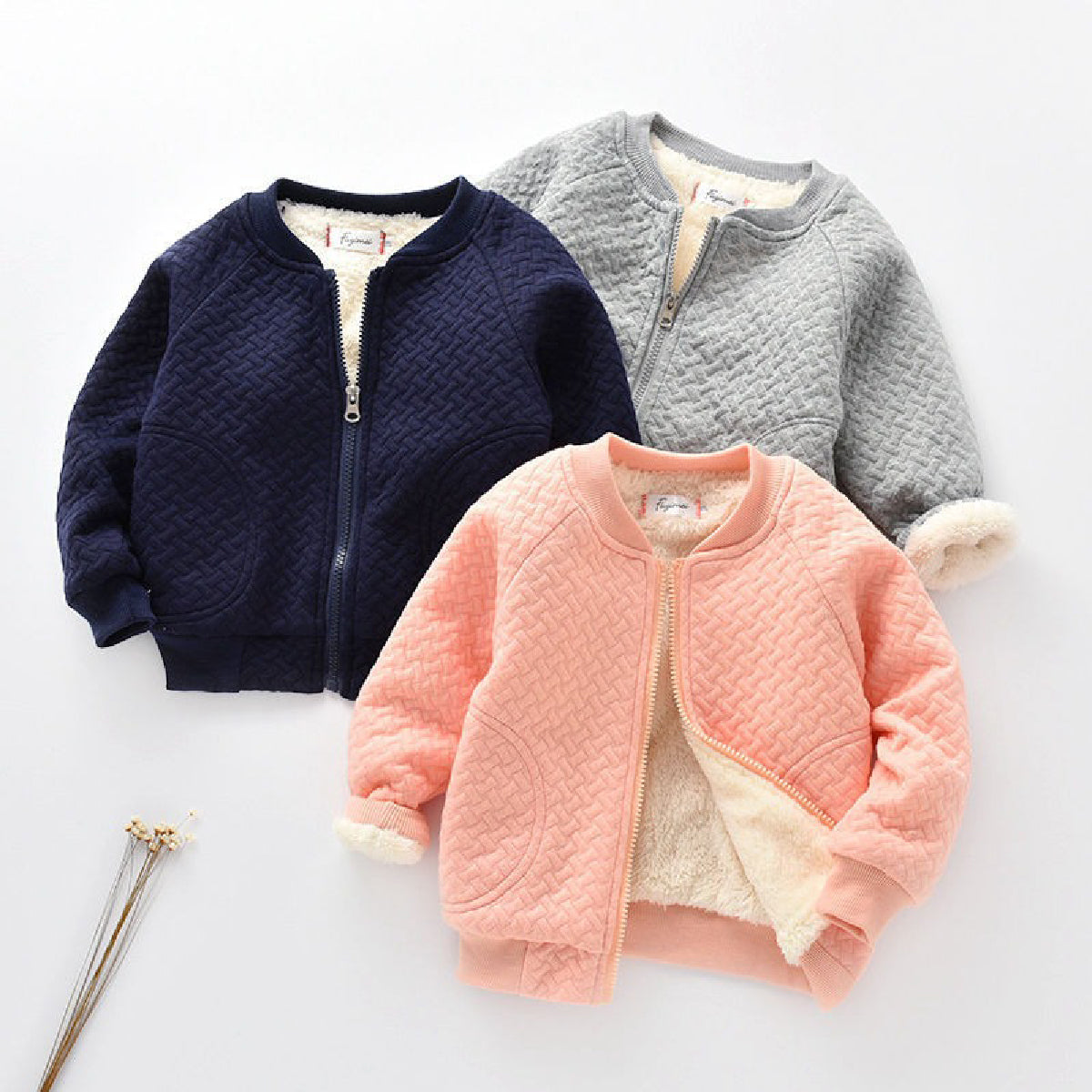 Baby Zone Cozy Cotton Jacket ™