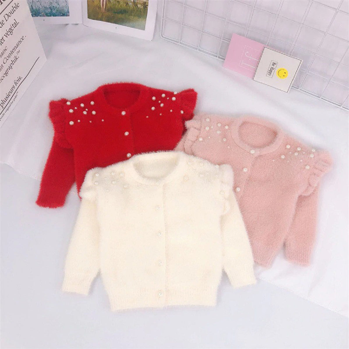 Baby Zone Elegant Knitted Sweater ™