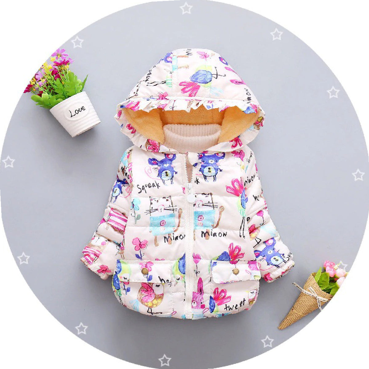 Baby Zone Cute Jacket ™
