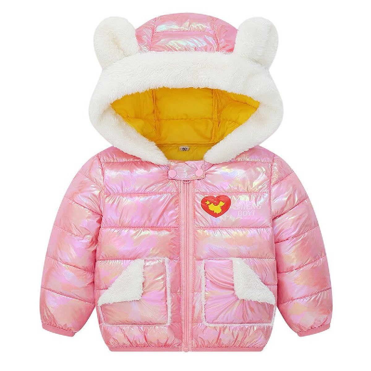 Baby Zone Cool Winter Jacket ™