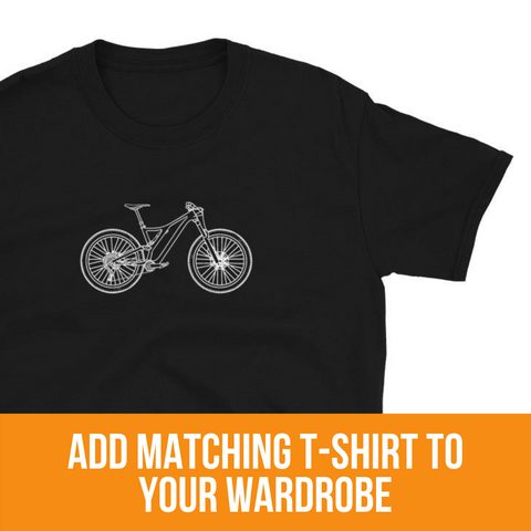 Stumpy Line Art Tee - Stand Out Bikes