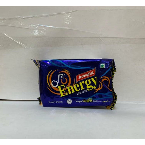 BANOFUL ENERGY BISCUIT