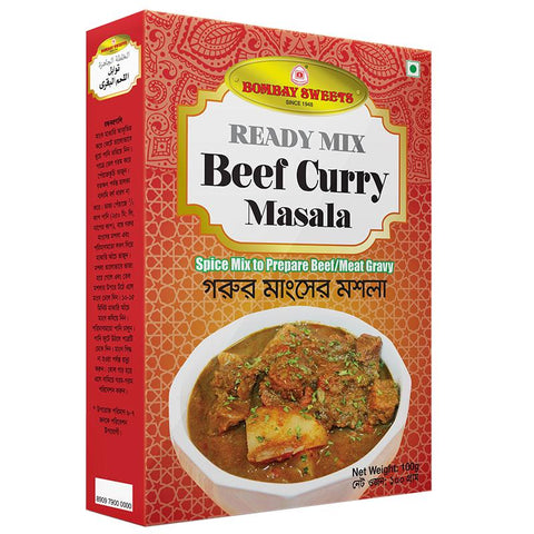 BOMBAY S. BEEF CURRY MASALA