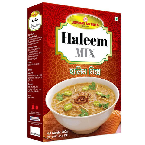 BOMBAY SWEETS HALEEM MIX