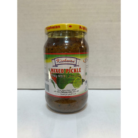 KISHWAN MANGO PICKLE