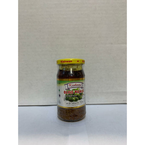 KISHWAN OLIVE PICKLE