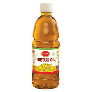CHEF MUSTARD OIL 500ML