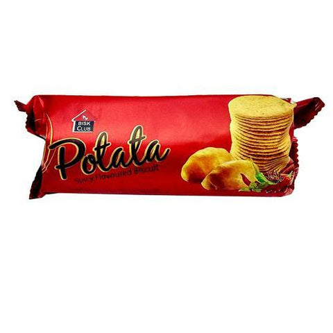 Bisk Club Potata Biscuit