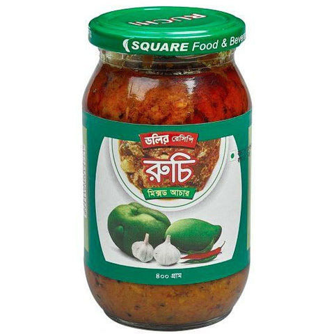RUCHI PICKLE - Mixed *Spoon Free*