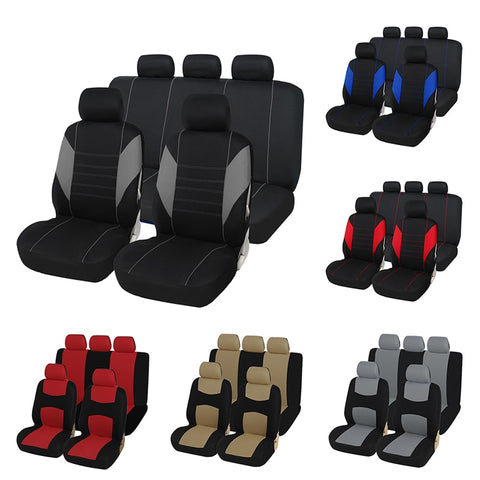 Car Seat Covers Airbag compatible