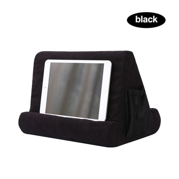 Portable Tablet Holder  Soft Pillow Stand