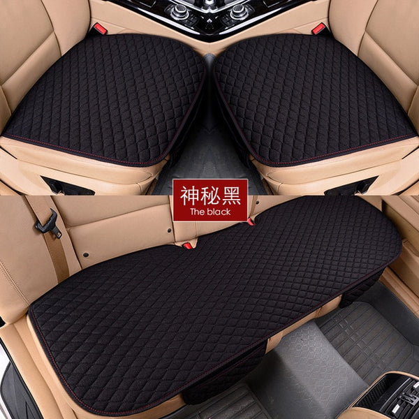 Flax Car Seat Covers Front/Rear/ Full Set