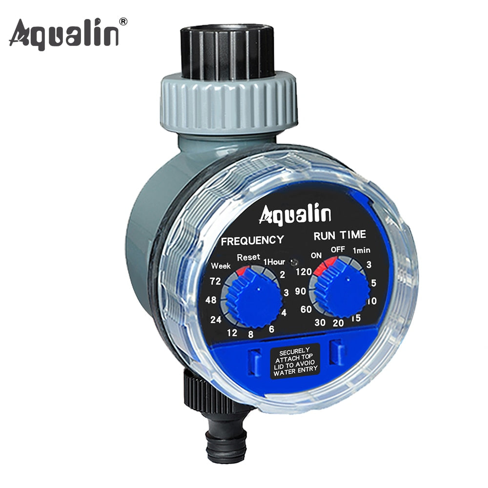 Garden  Watering Timer Ball Valve Automatic Electronic Water Timer