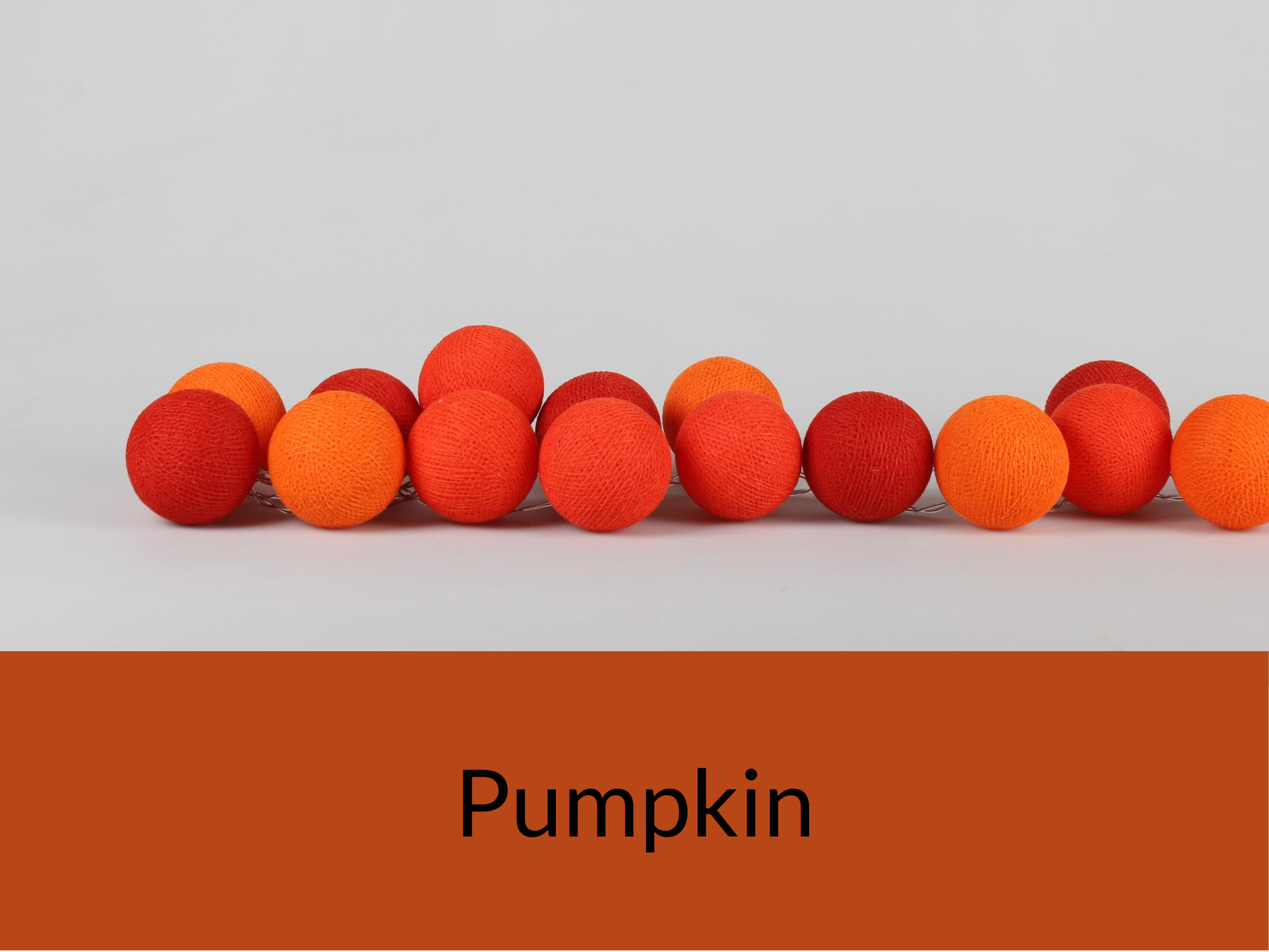 Pumpkin - LED