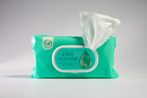 Anti-Microbial Wipes x 80 (pack of 12 units) <em>£8.51/$10.77 per item</em>