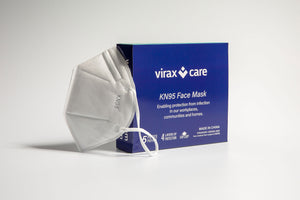 KN95 Face Masks (packs of 50, 100, 200, 600) <em>From £1.33 / $1.65 per mask</em>