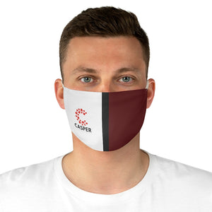 Casper Split Fabric Face Mask