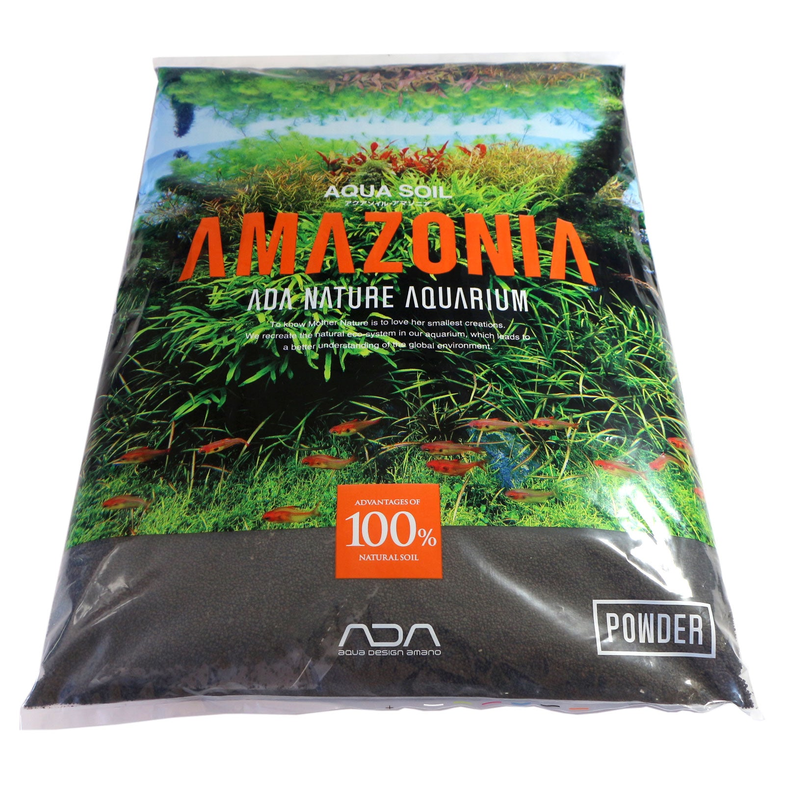 ADA Amazon Powder 9L