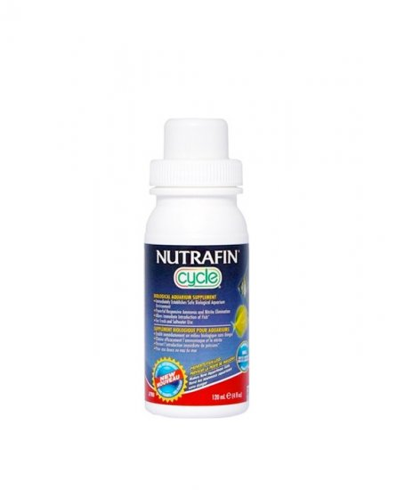 Nutrafin Cycle Biological Aquarium Supplement 120ml