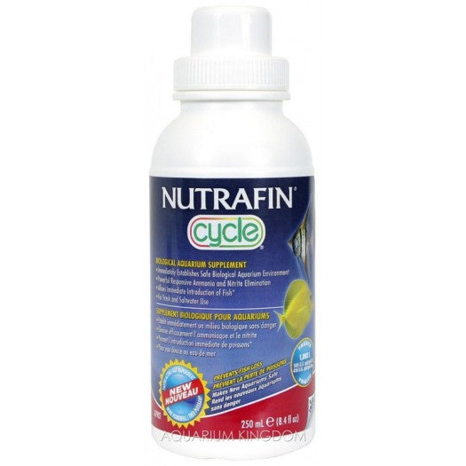 Nutrafin Cycle Biological Aquarium Supplement 250ml