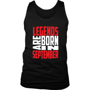 SEPTEMBER 1 Gift T Shirt - Men Women
