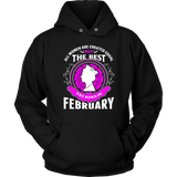 All Women Are Created Equal But The Best Are Born Hoodie Tank-Top - Men Women