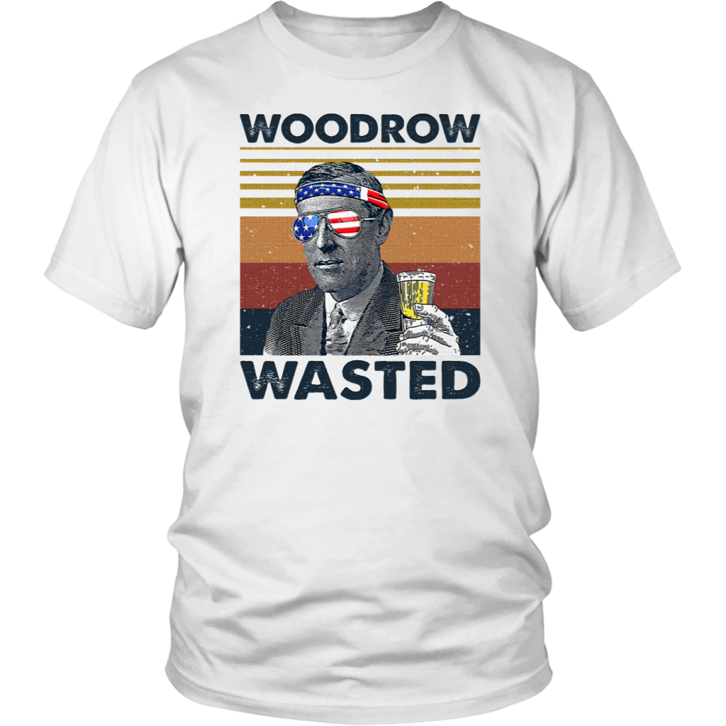 Woodrow Wasted Independence Day T-Shirt - Men Women