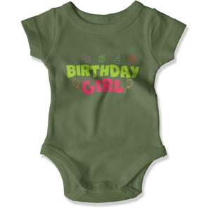 Birthday Girl - Baby Bodysuit - Men Women