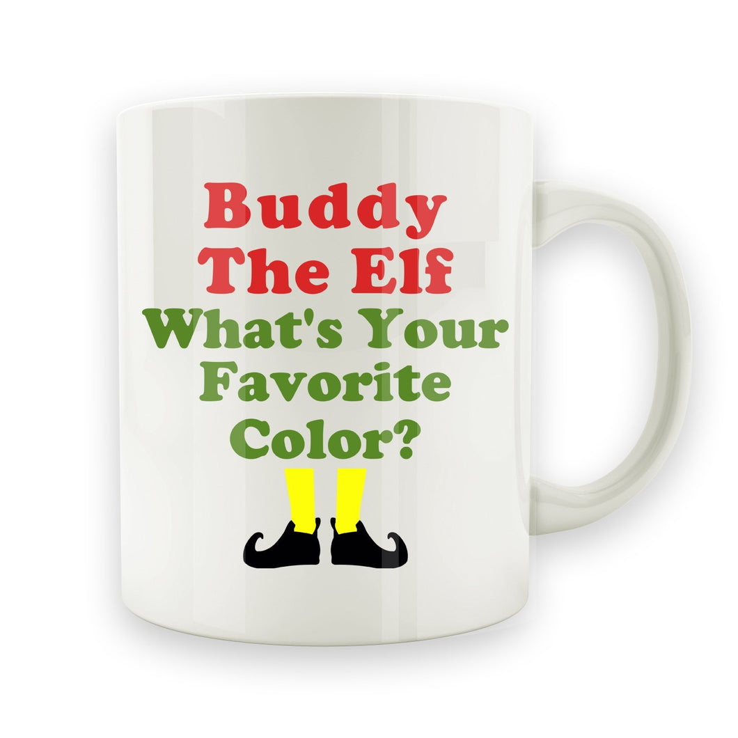 Buddy The Elf - 15oz Mug - Men Women