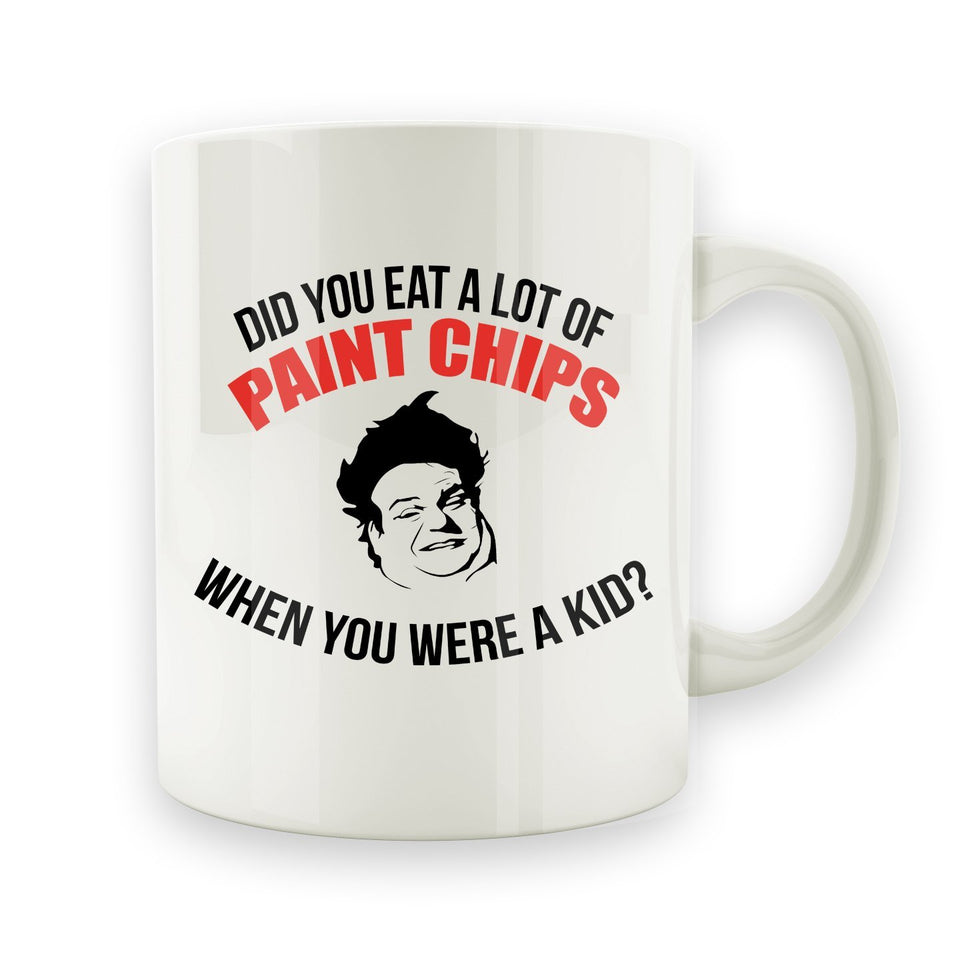 Did You Eat A Lot Of Paint Chips As A Kid? - 15oz Mug - Men Women