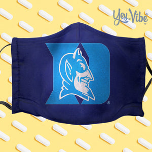 Duke Blue Devils Face Mask Filter - Men Women
