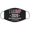 Trump 2020 Make Liberals Cry Again us Face Mask - Men Women