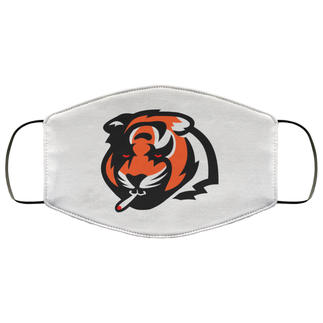 Cincinnati Bengals NFL Cincinnati Reds Atlanta Falcons Face Mask - Men Women