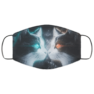 Cat Funny Cute Face Mask