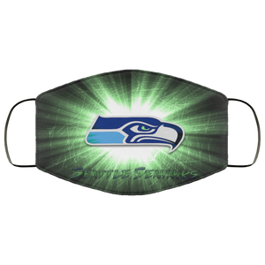 Selling Seattle Seahawks cloth Face Mask - Men Women