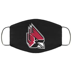 Logo Ball state university Face Mask Filter - Men Women