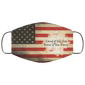 Cool American Flag Face Mask - Men Women