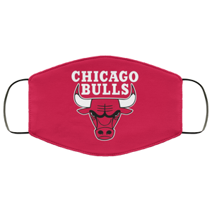 Chicago Bulls Face Mask - Men Women