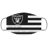 This Is How I Save The World Oakland Raiders Face Masks - Men Women