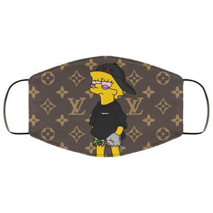 SIMPSONS HYPEBEAST Face Mask - Men Women