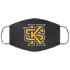 Kennesaw State Cloth Face Mask Face Mask - Men Women