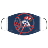 New York Yankees Face Mask - Men Women