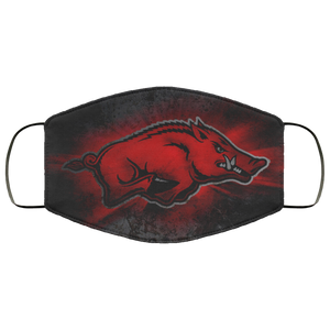 Razorback Stadium Face Mask - Men Women