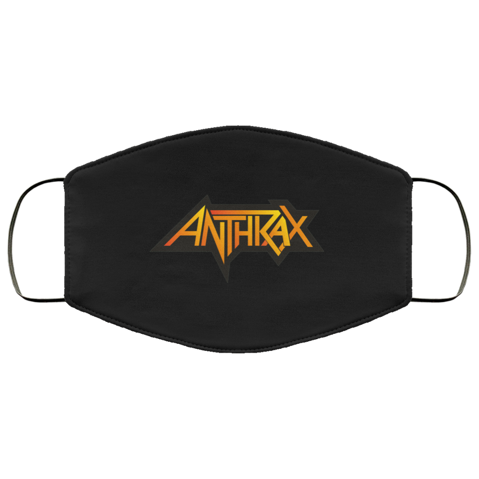 Anthrax band face mask Washable, Reusable Face Mask - Men Women