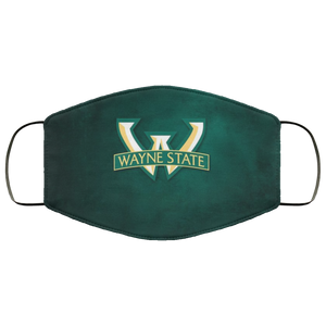 Wayne State University Face Mask - Men Women